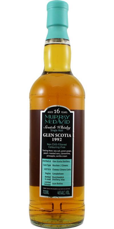 Glen Scotia 1992 MM