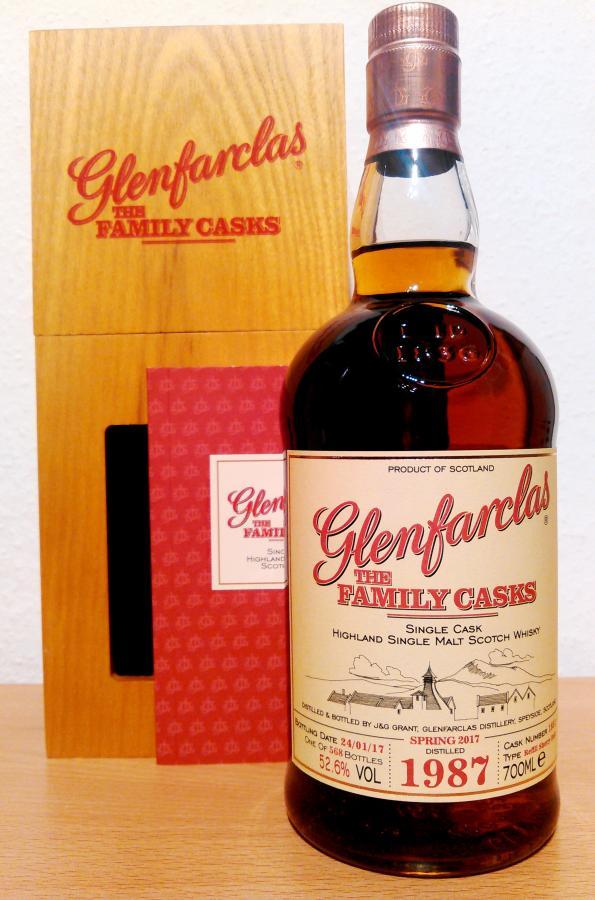 Glenfarclas 1987