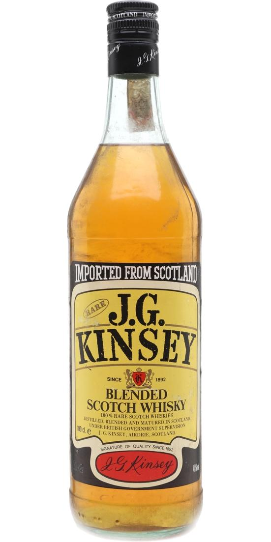 J.G. Kinsey Rare