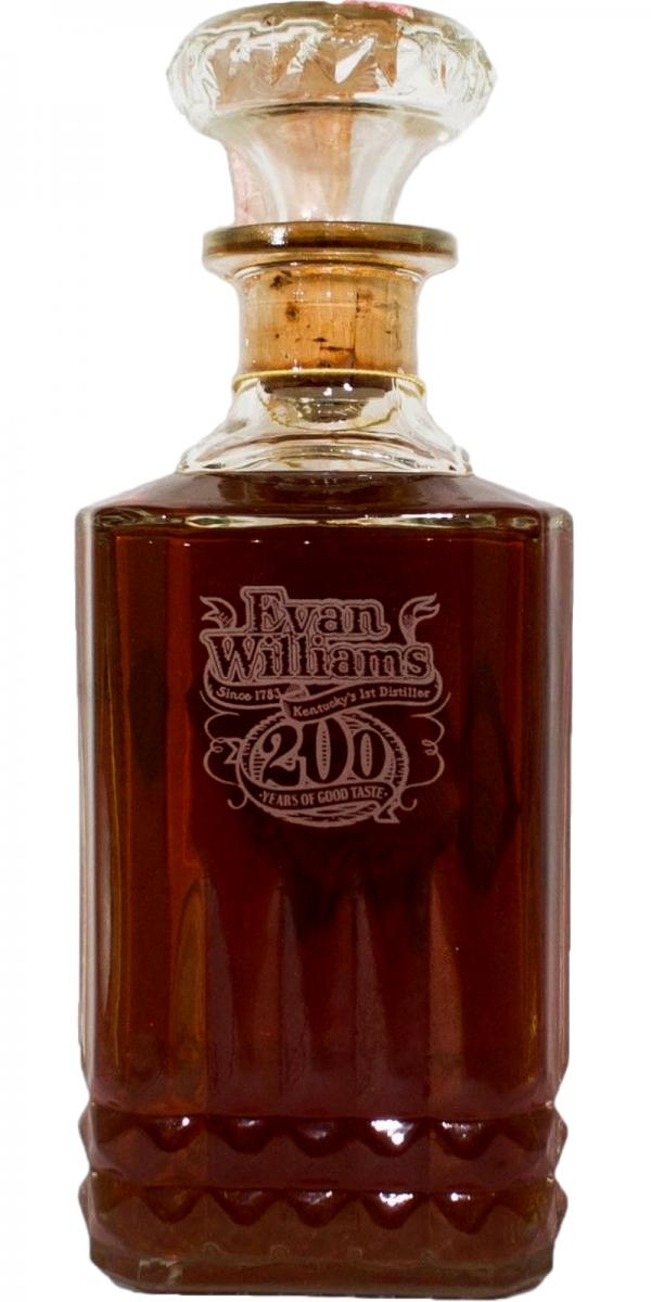 Evan Williams 1976