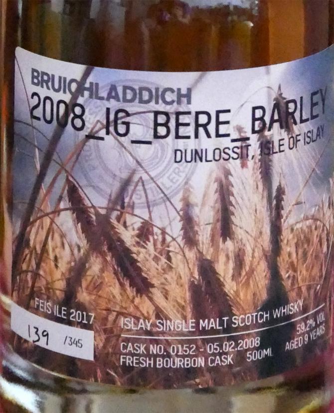 Bruichladdich 2008_IG_Bere_Barley