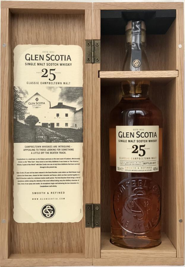 Glen Scotia 25-year-old