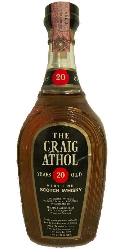 Craig Athol 20-year-old