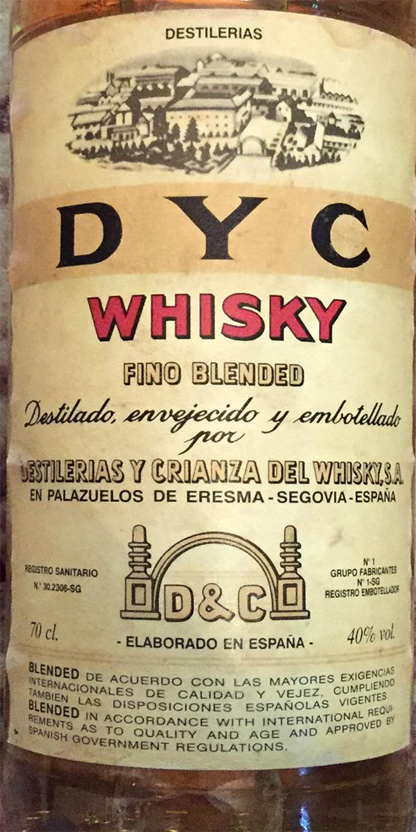 DYC Fino Blended
