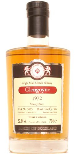 Glengoyne 1972 MoS