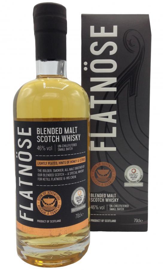 Flatnöse Blended Malt Scotch Whisky TIB