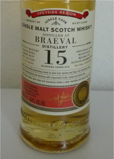 Braeval 2001 DL