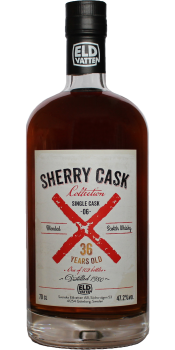 Sherry Cask Collection 1980 SE
