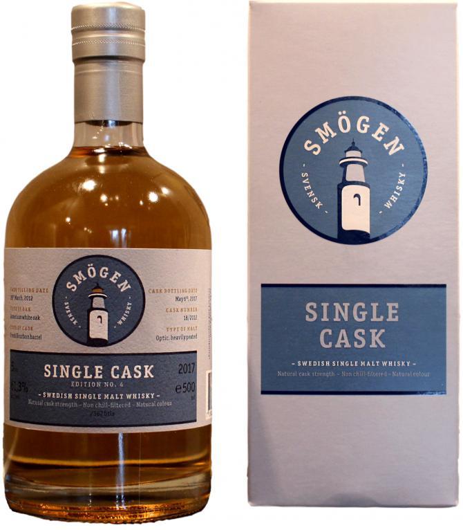 Smgen single cask | Tjeders whisky