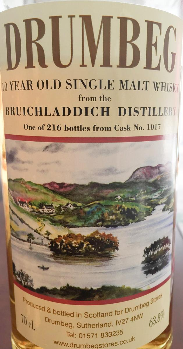 Bruichladdich 10-year-old