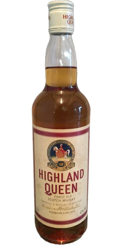 Highland Queen Finest Old Scotch Whisky