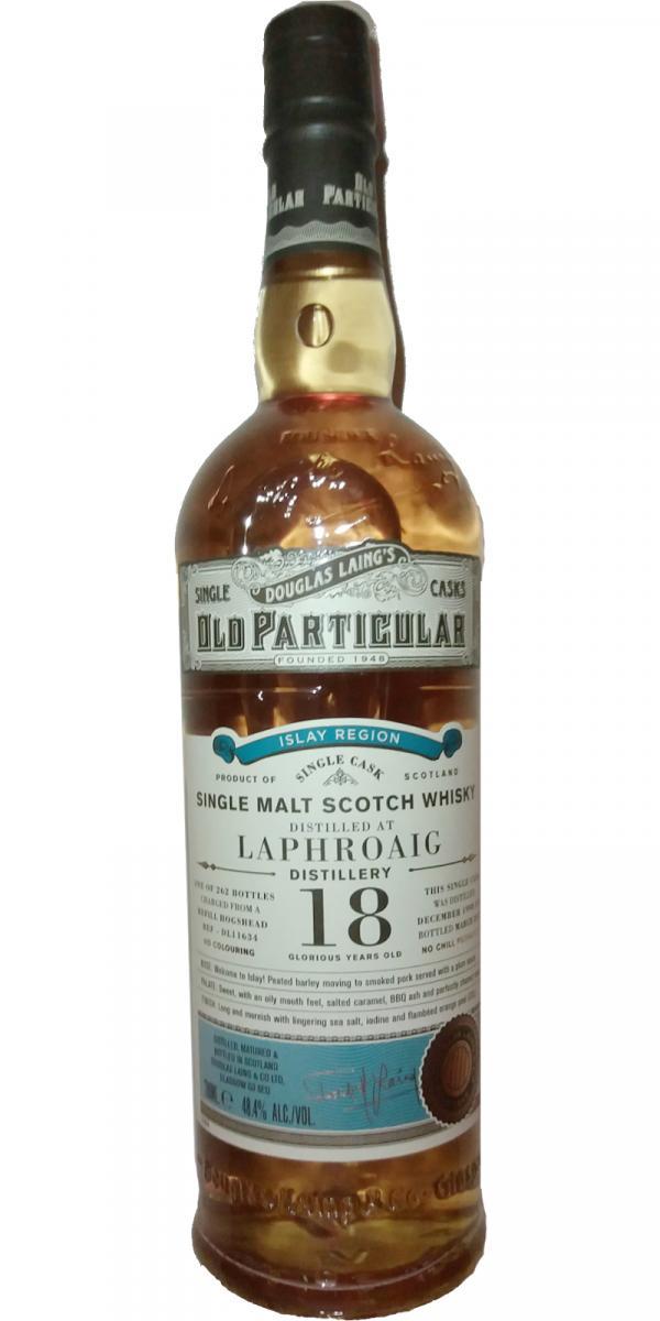 Laphroaig 1998 DL