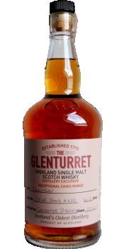 Glenturret Distillery Exclusive - Exceptional Casks Range