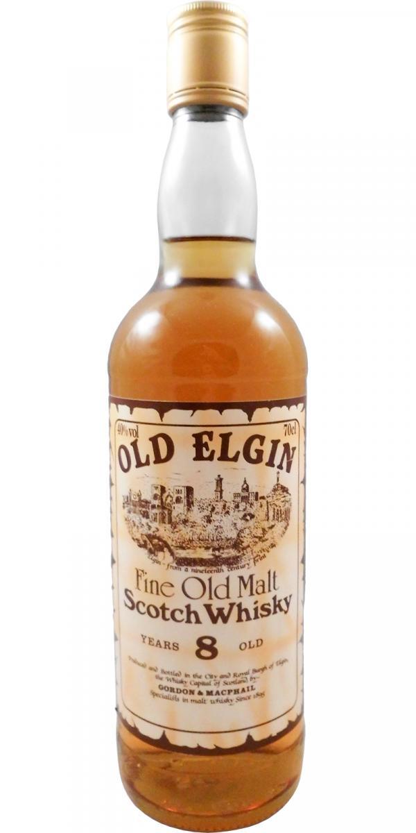 Old Elgin 08-year-old GM