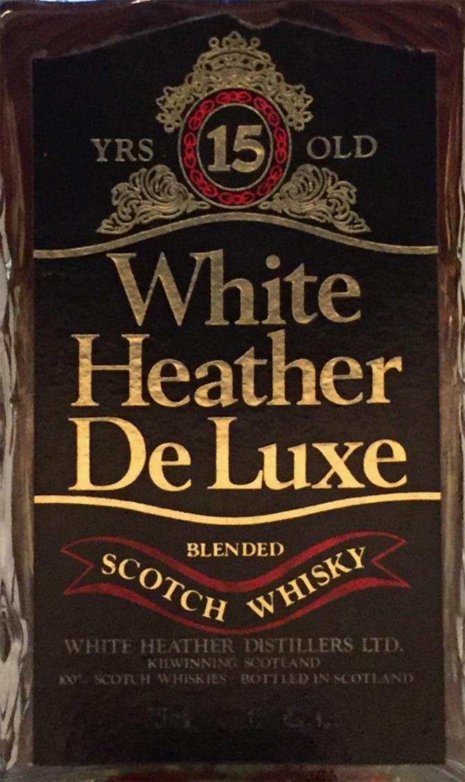 White Heather 15-year-old