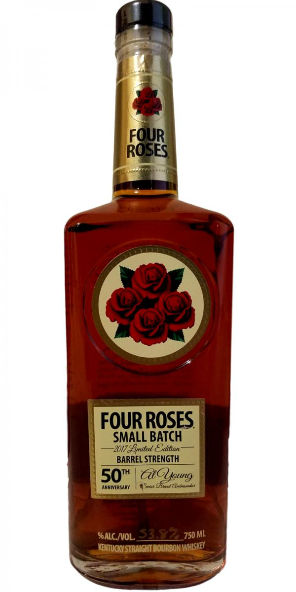 Four Roses Small Batch - 2017 Limited Edition
