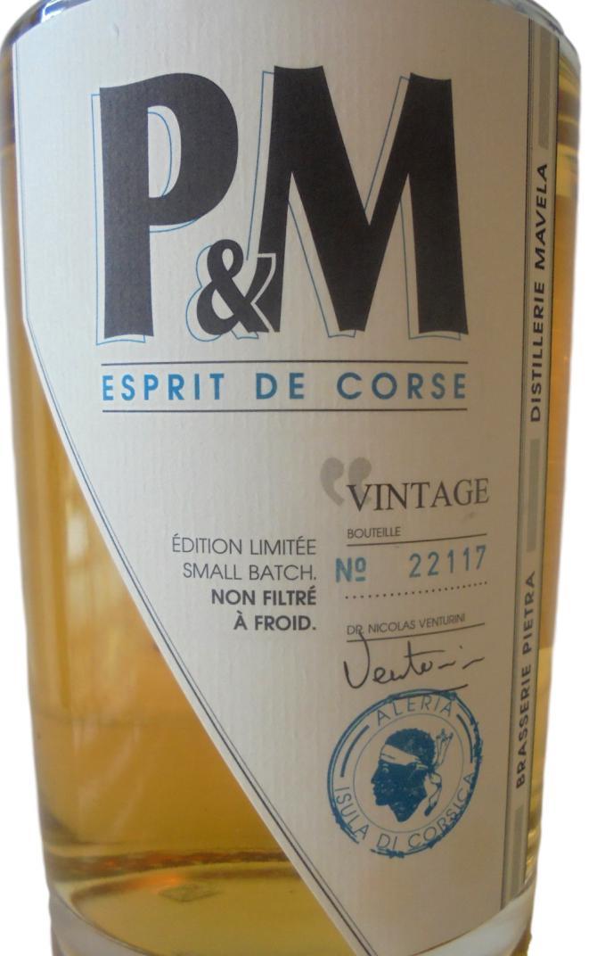 P&M Esprit de Corse