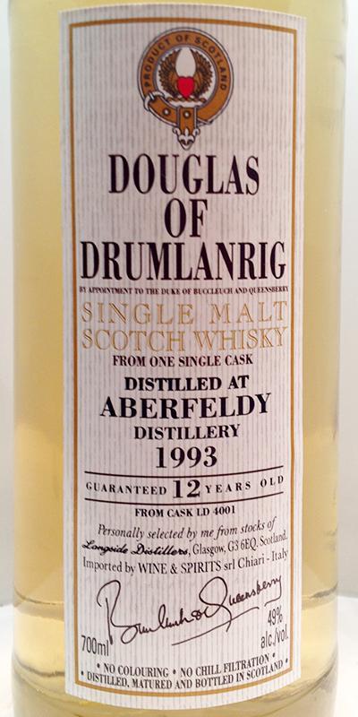 Aberfeldy 1993 DoD