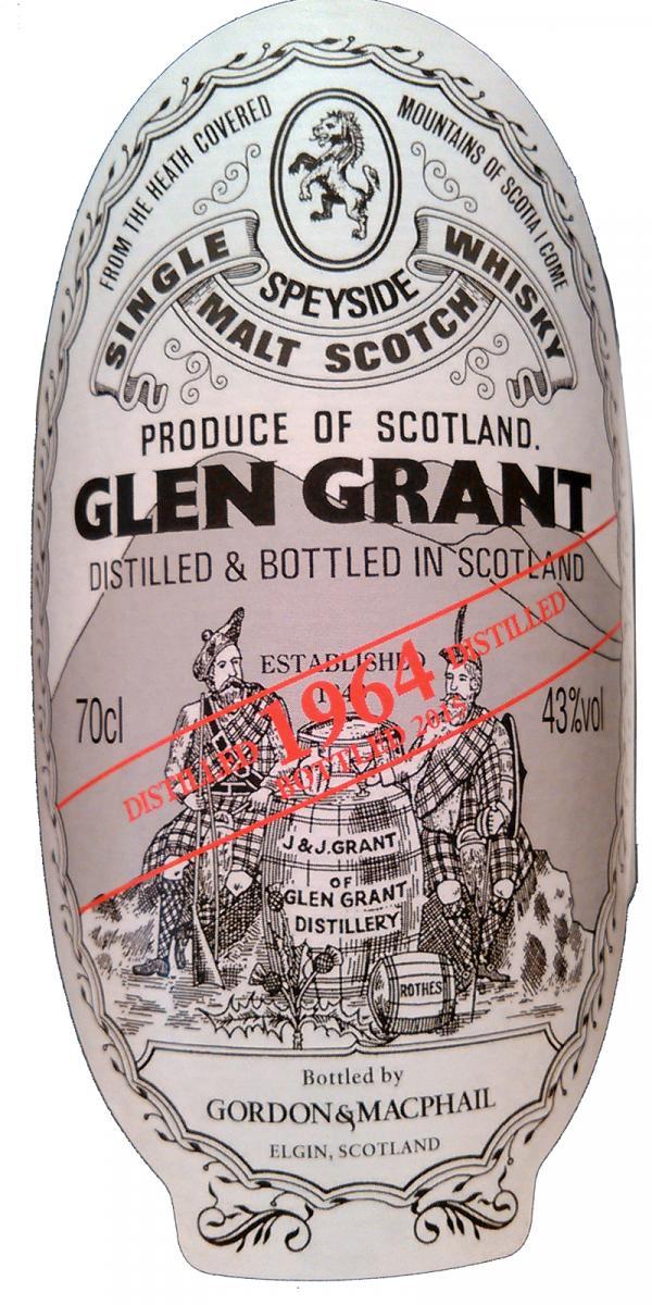 Glen Grant 1964 GM