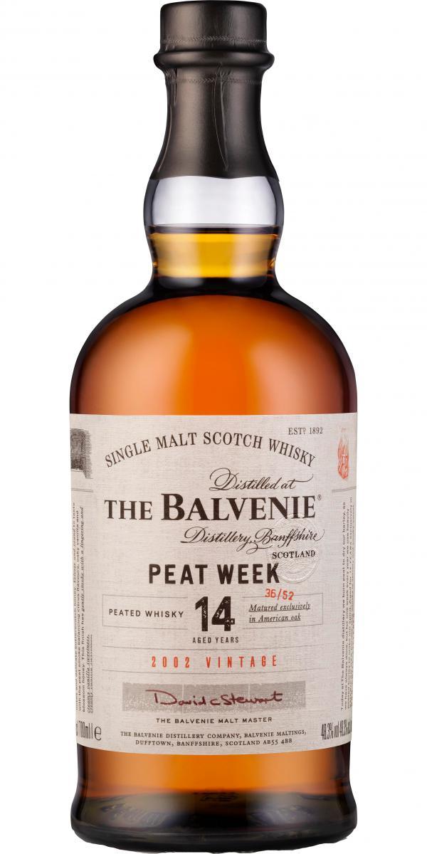 Balvenie 2002 Peat Week