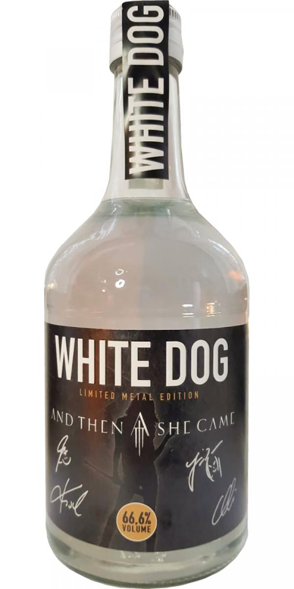 St. Kilian White Dog