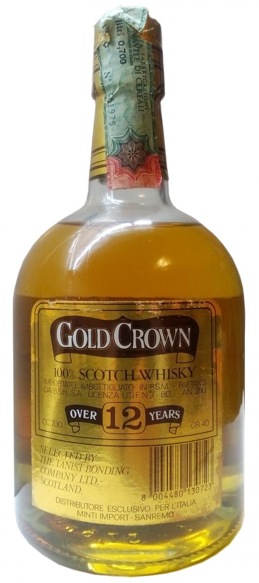 Gold Crown 12-year-old
