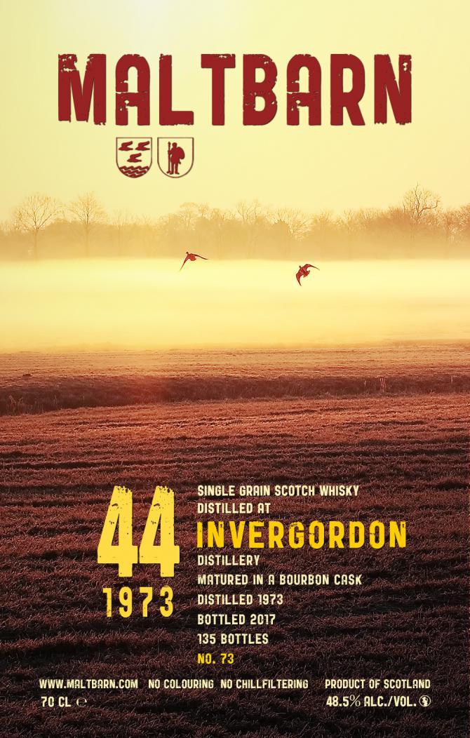 Invergordon 1973 MBa