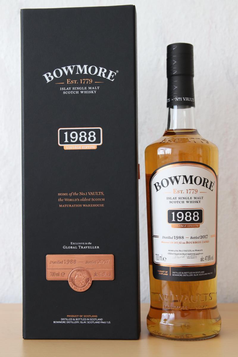 Bowmore 1988