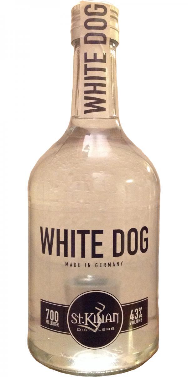 St. Kilian White Dog