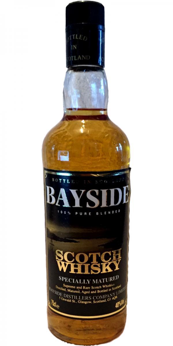 Bayside Scotch Whisky