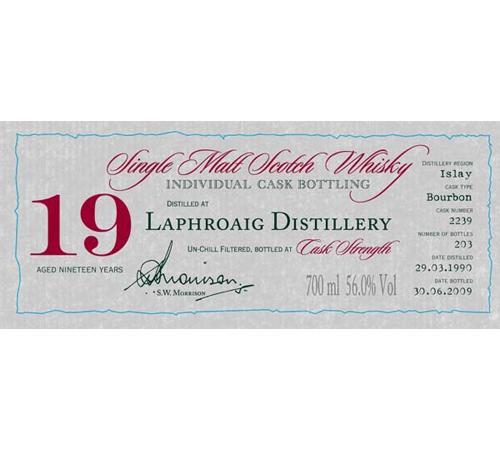 Laphroaig 1990 DR