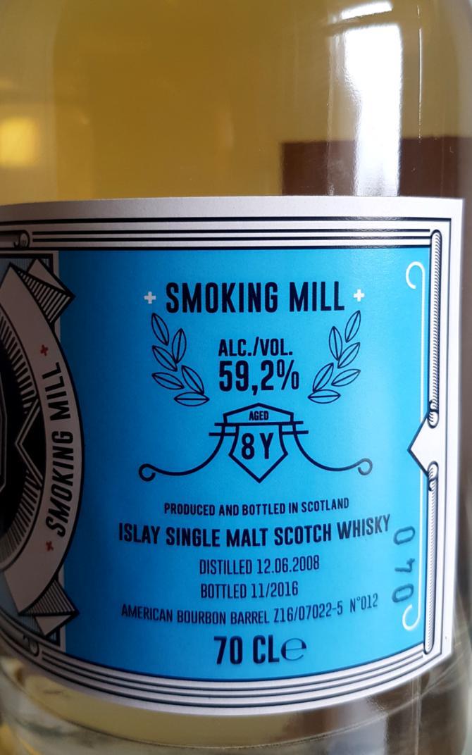 Smoking Mill 2008 CsA
