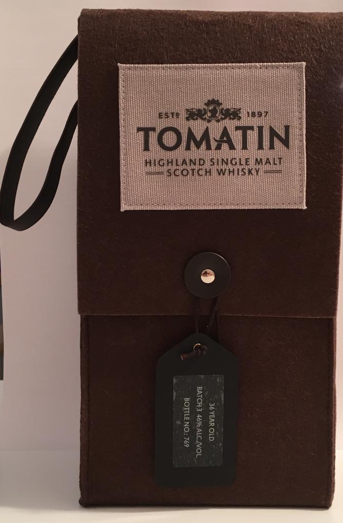 Tomatin 36-year-old - Batch 3