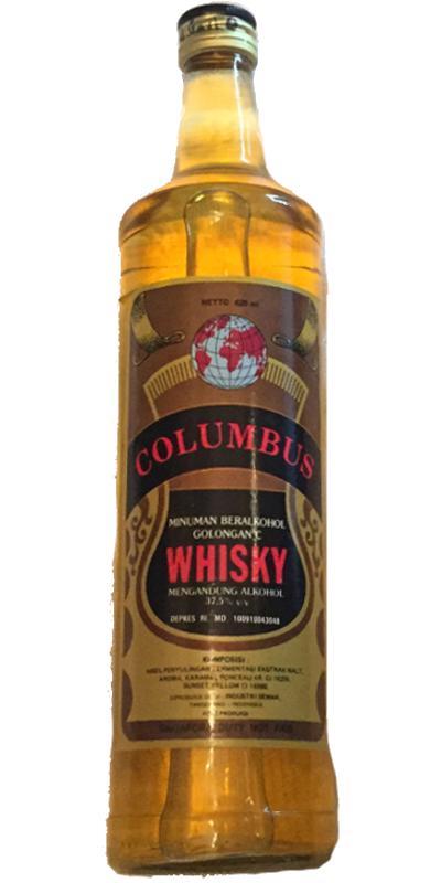 Columbus Whisky