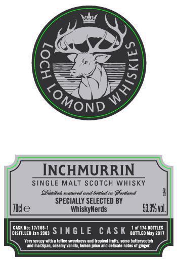 Inchmurrin 2003