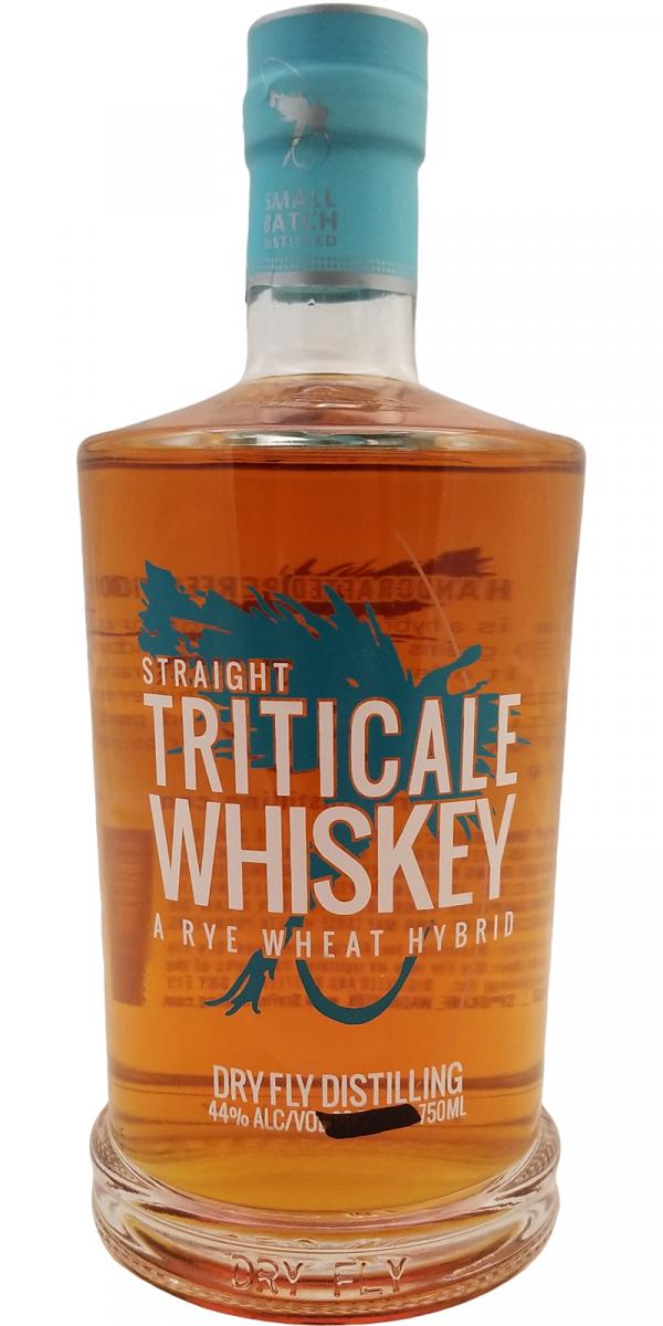 Dry Fly Straight Triticale Whiskey