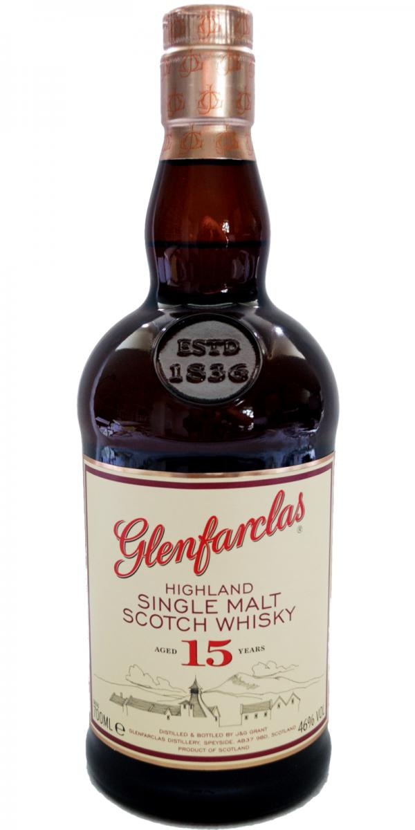 Glenfarclas 15-year-old