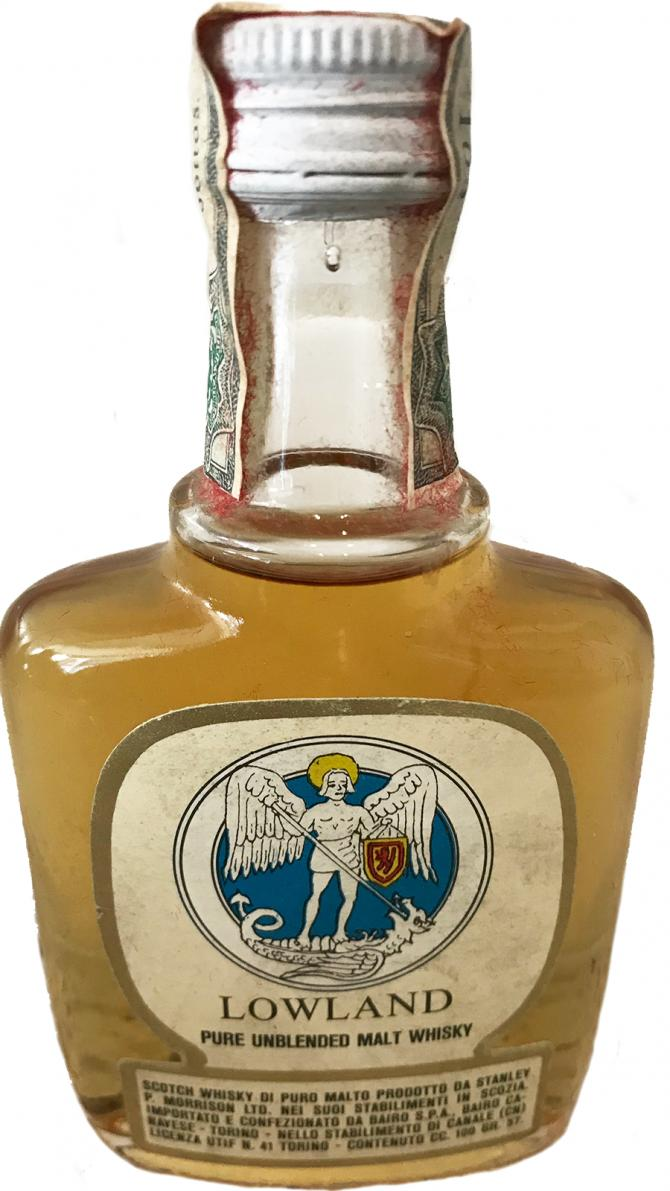 Lowland Pure Unblended Malt Whisky SPM
