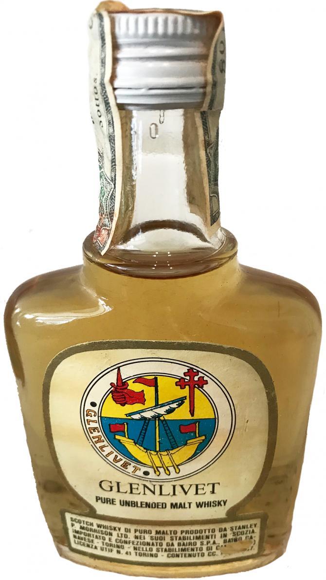 Glenlivet Pure Unblended Malt Whisky SPM