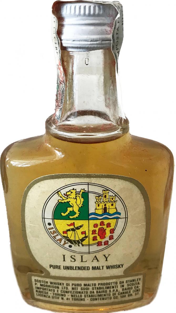 Islay Pure Unblended Malt Whisky SPM