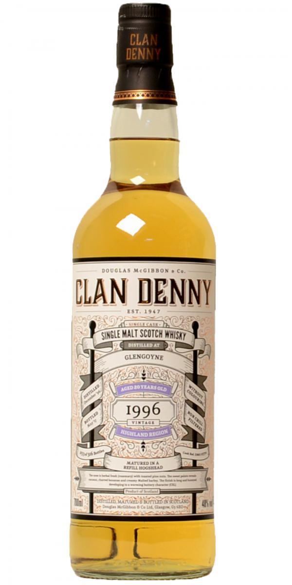 Glengoyne 1996 McG