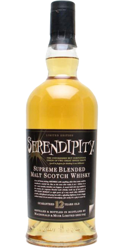 Serendipity 12-year-old