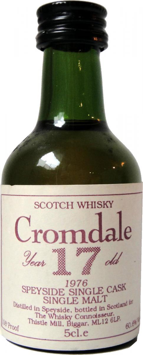 Cromdale 1976 WC