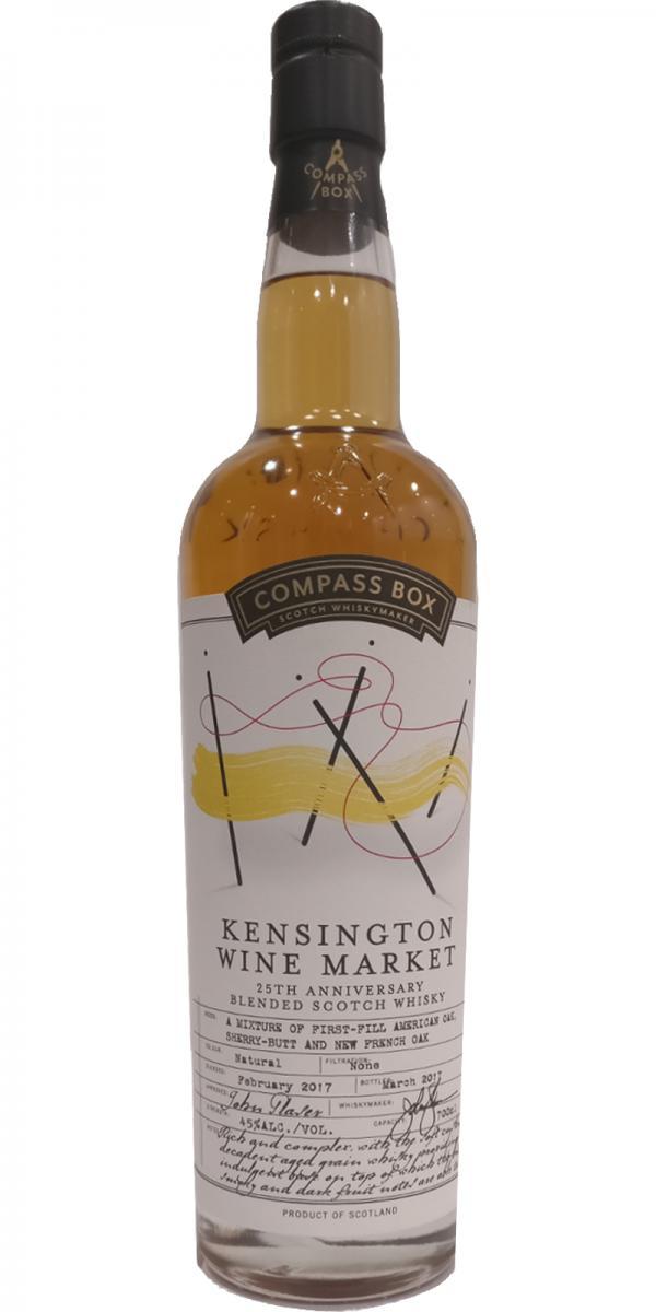 Kensington Wine Market 25th Anniversary Blend