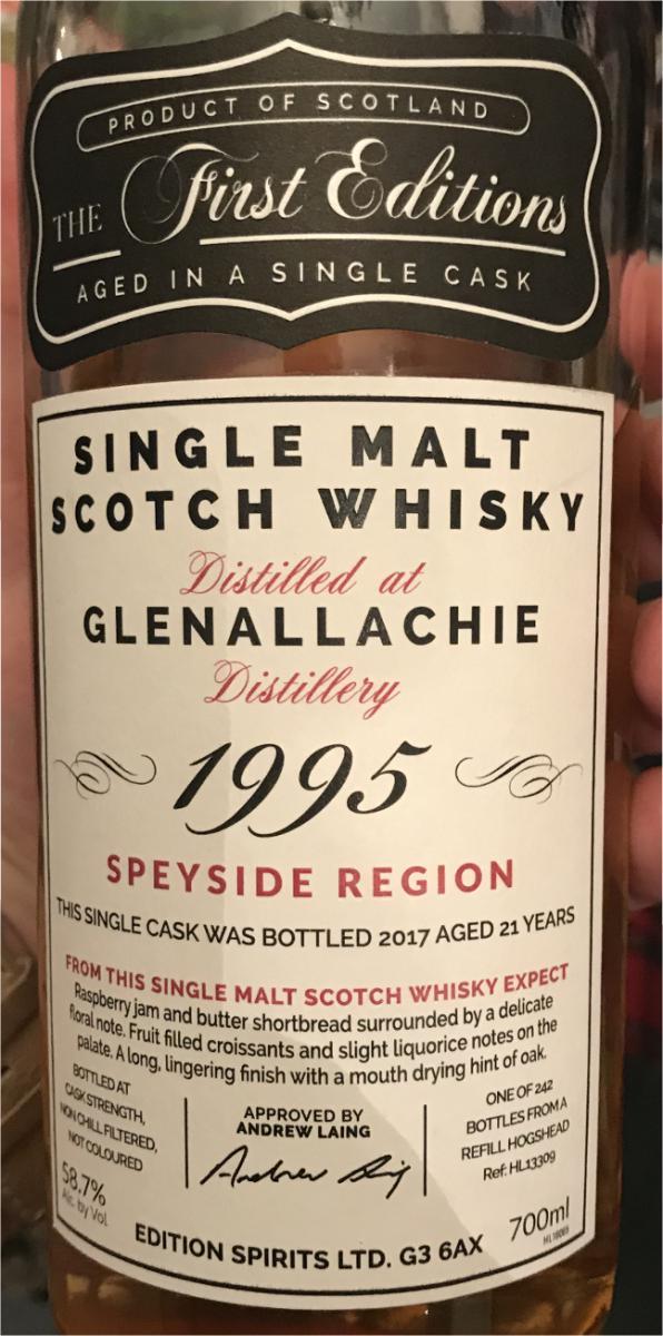 Glenallachie 1995 ED
