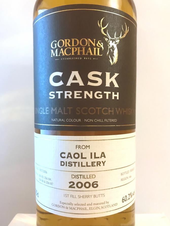 Caol Ila 2006 GM