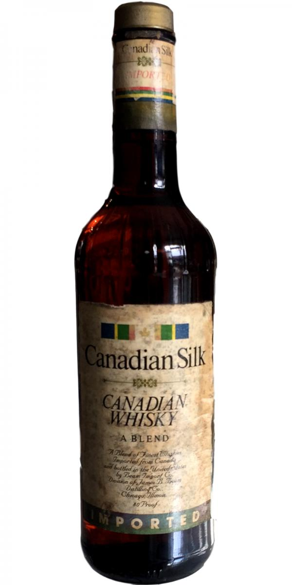 Canadian Silk Canadian Whisky