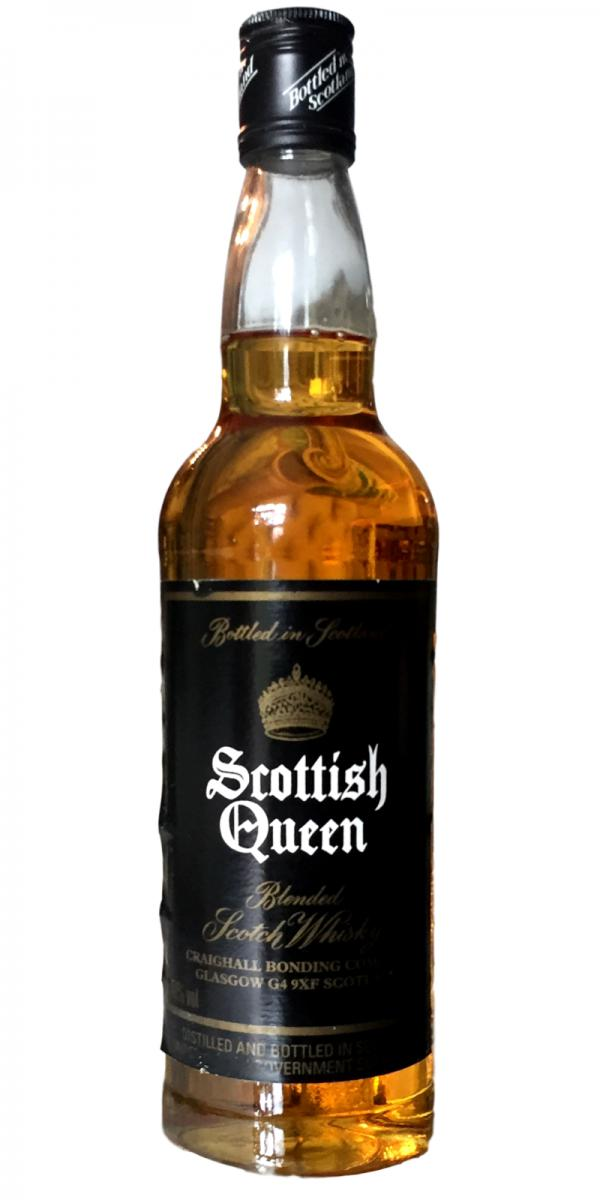 Scottish Queen Blended Scotch Whisky