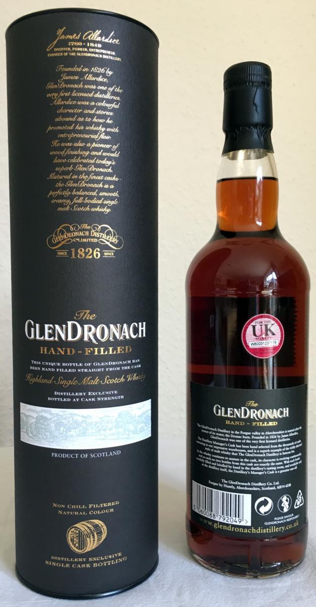Glendronach 2005