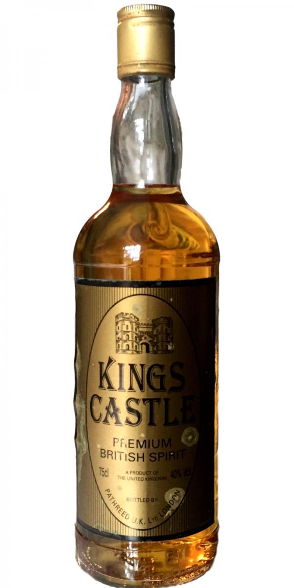 Kings Castle Premium British Spirit
